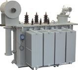35kV S9 3150KVA Series of Oil Immersed Power Transformers