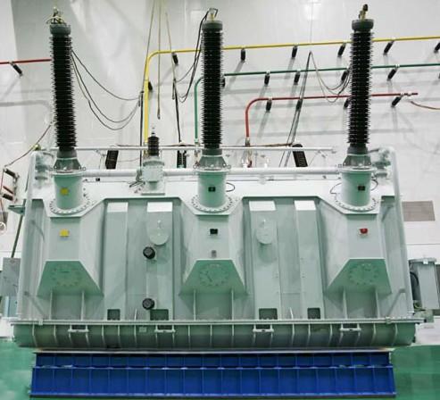 WEG Power Transformers: Substations, Generator Step-up, Auto